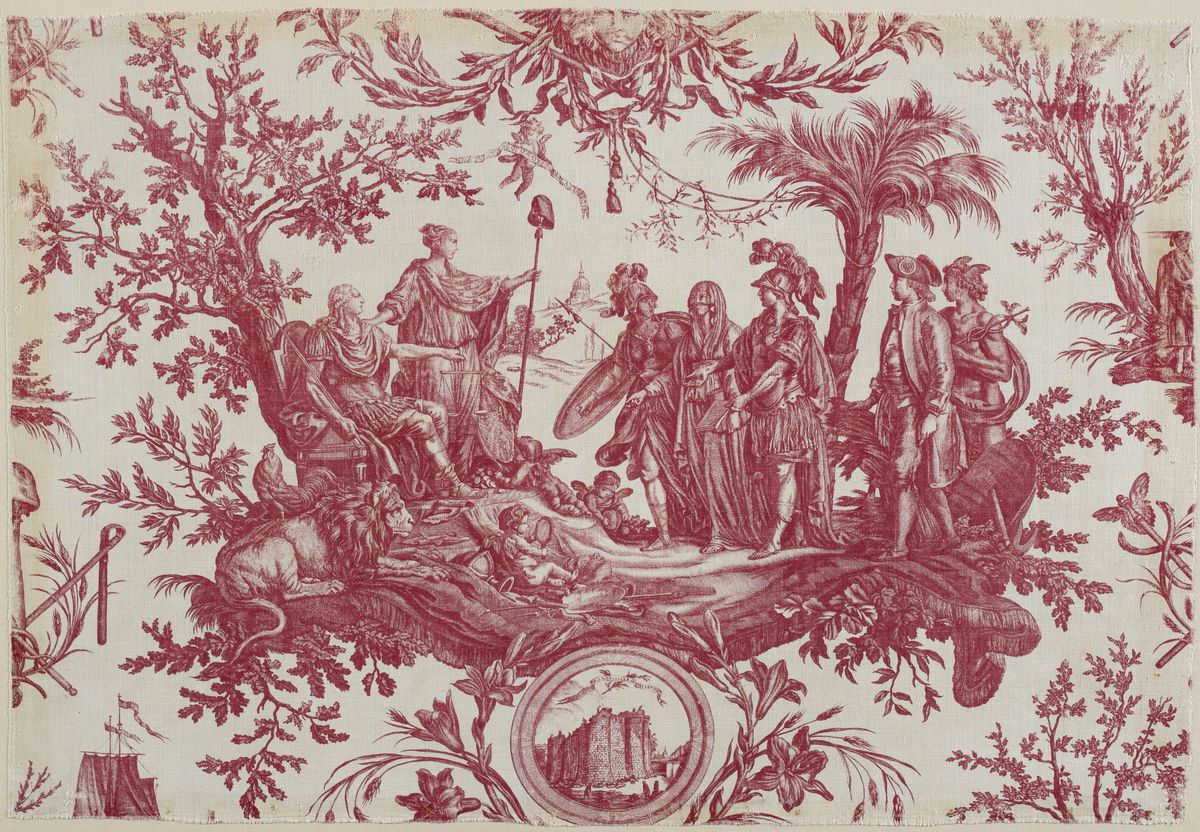 Louis XVI, restaurateur de la Liberté Textile