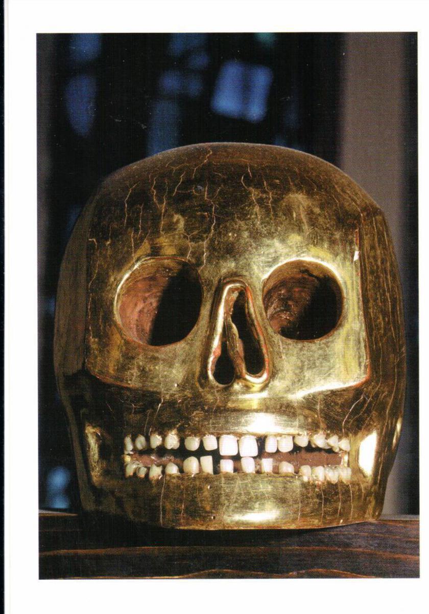 Le Crâne d'Adam Sculpture 1969