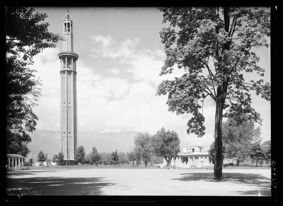Grenoble : parc Paul Mistral Photographie