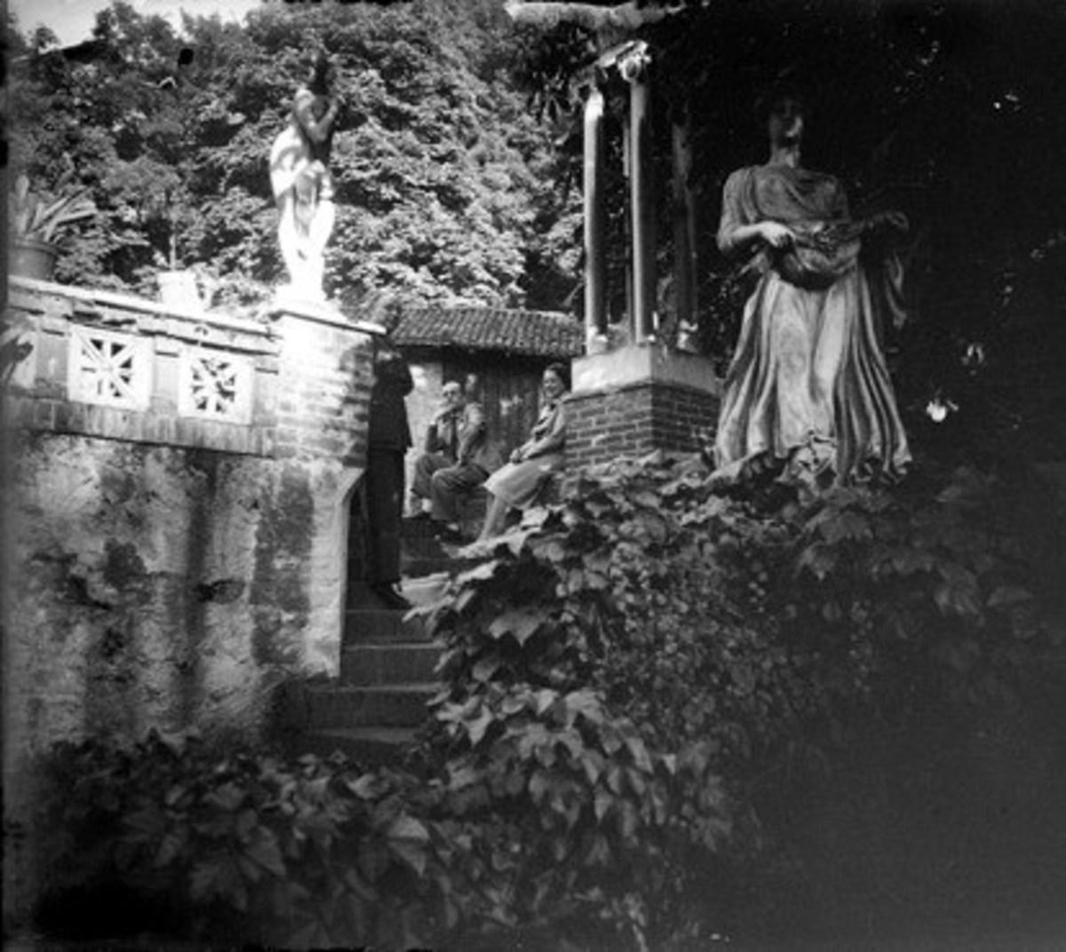 Marcel et Lucienne Bergès Photographie