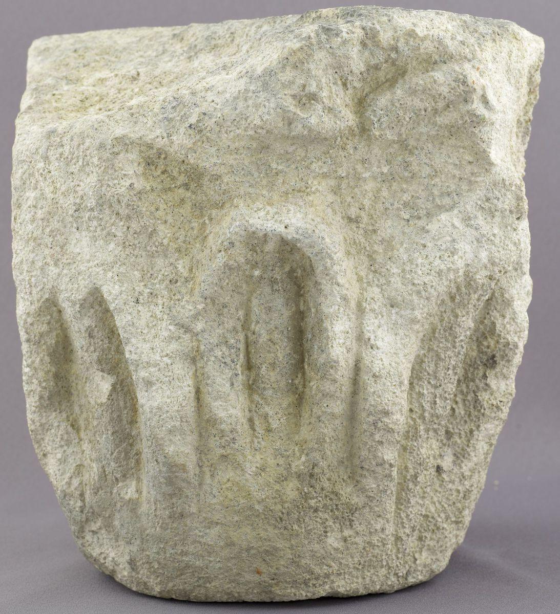 sculpture archéologie debut 11e siècle