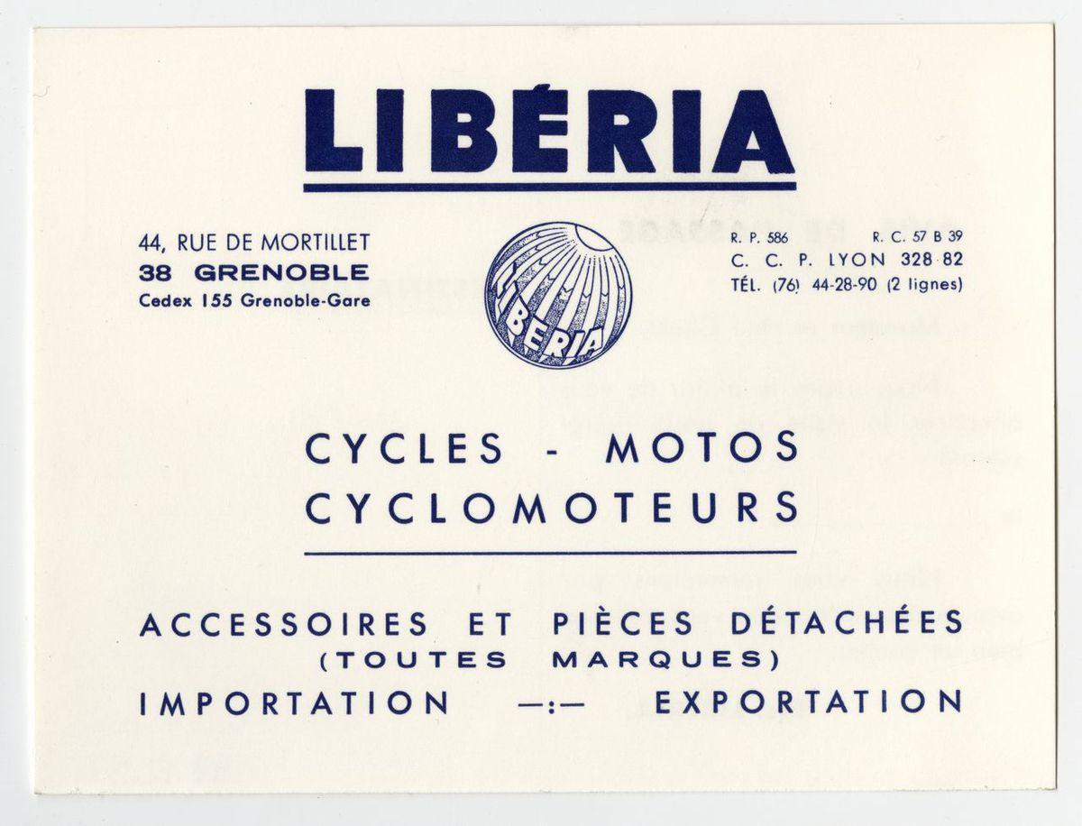 Libéria Arts graphiques