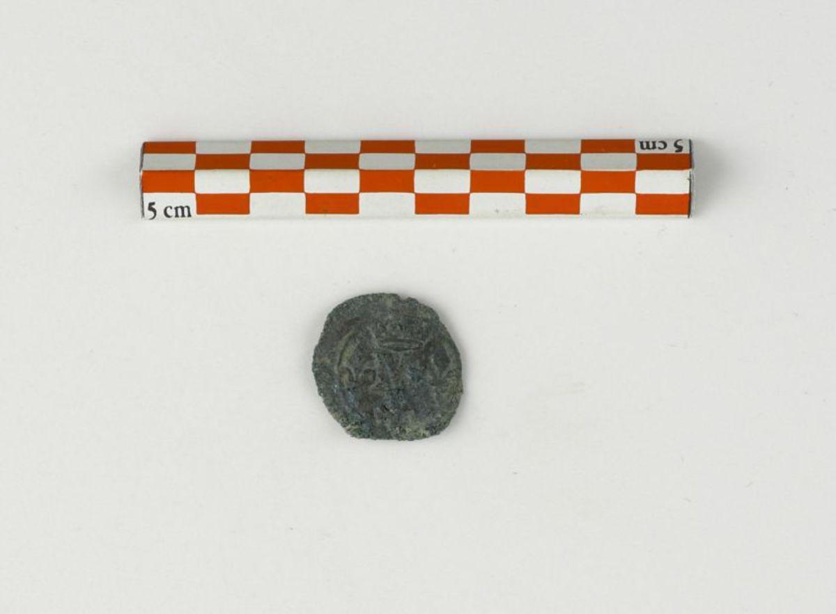archéologie numismatique XVIIe s. 1608-1626