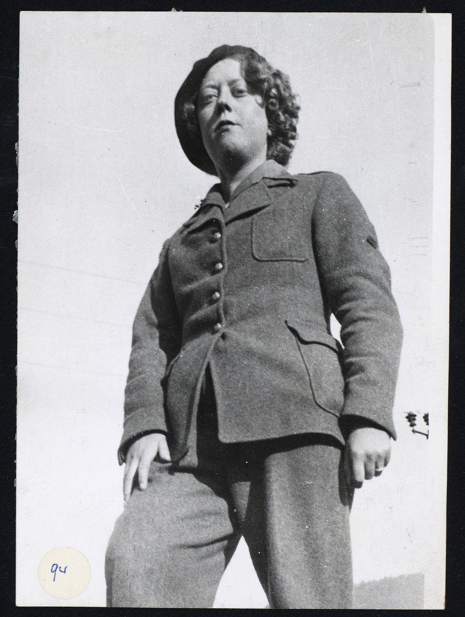 France Varnet Photographie 1944
