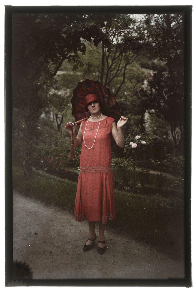 Fernande Photographie 29 mai 1926, 1926/05