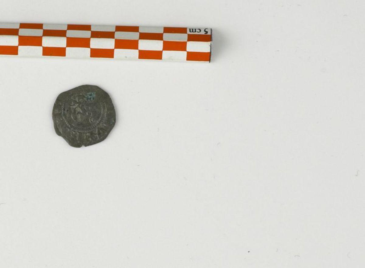 archéologie ; numismatique 1395-1402 XIVe s.