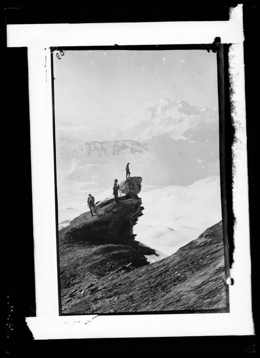 Skieur Photographie