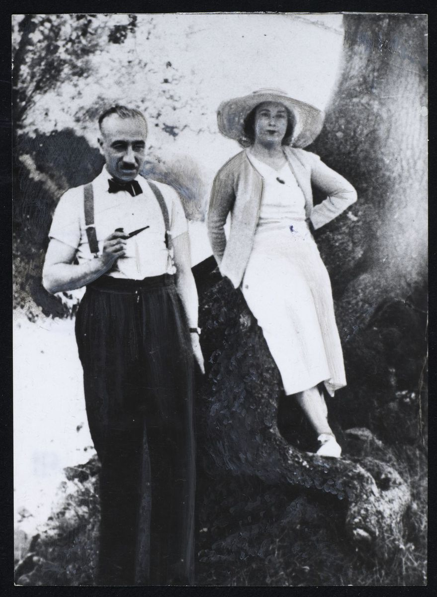 Gabriel et Mathilde Péri Photographie