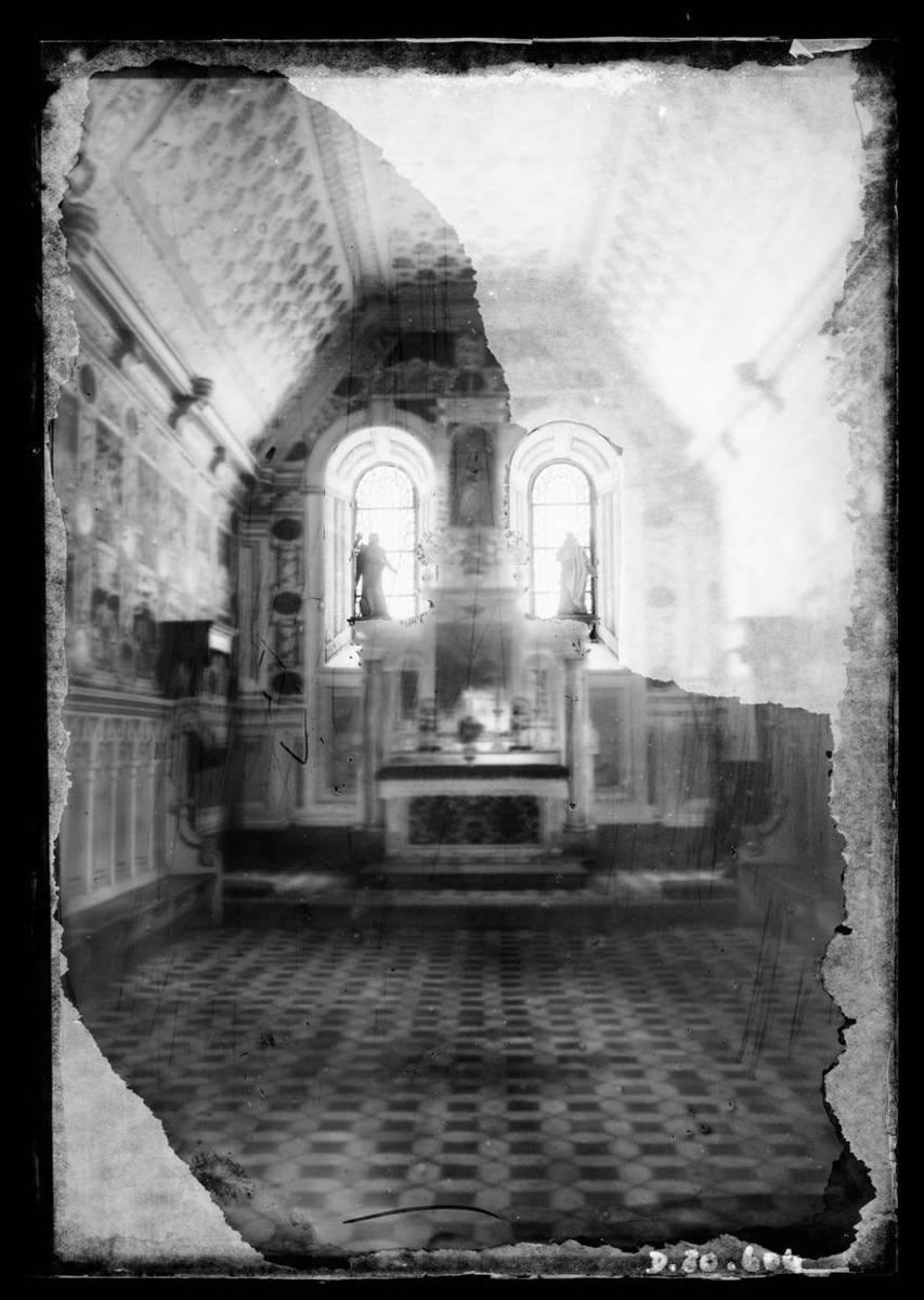 Grande Chartreuse : chapelle Saint Louis Photographie