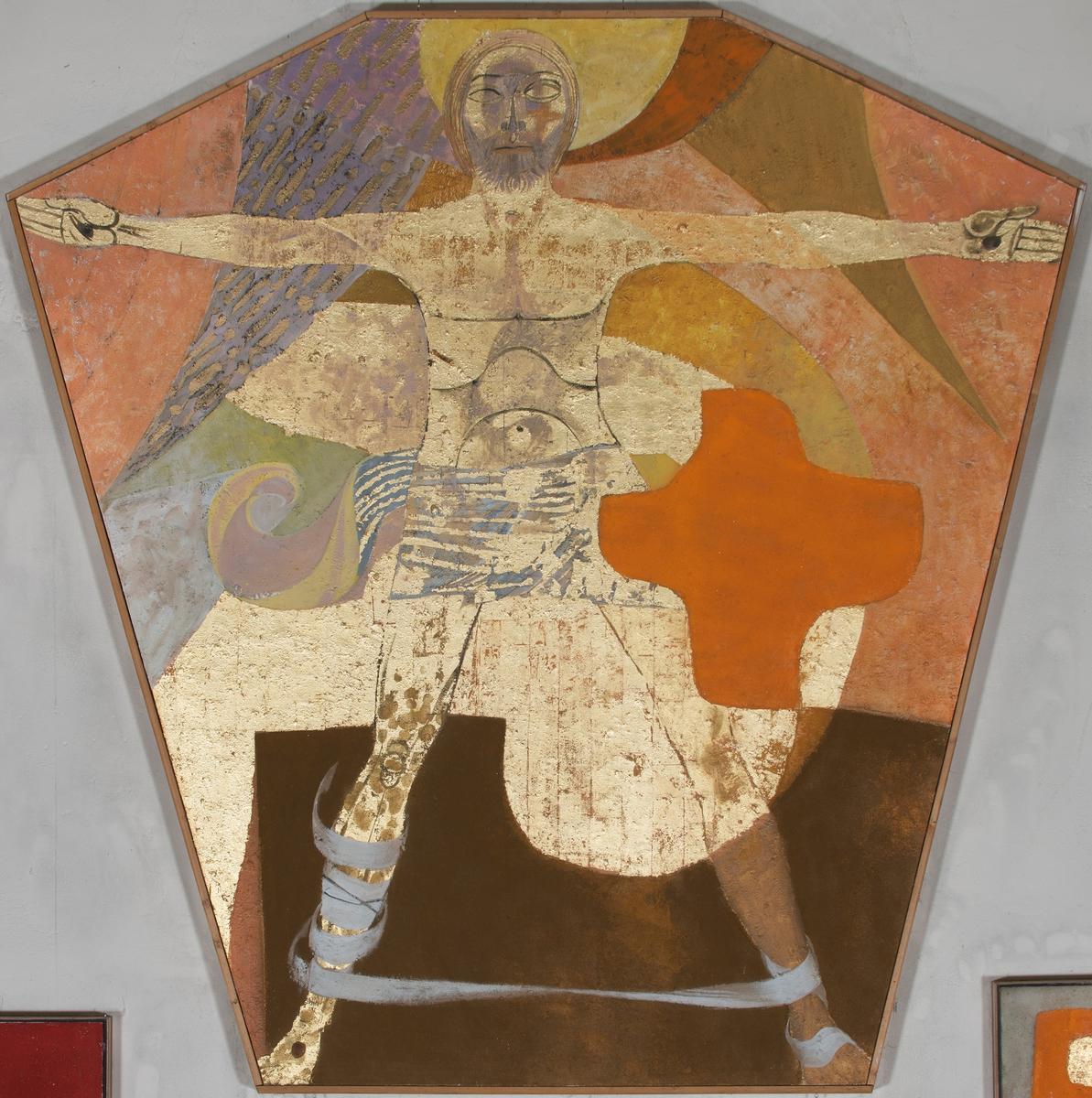 Résurrection Peinture 1973