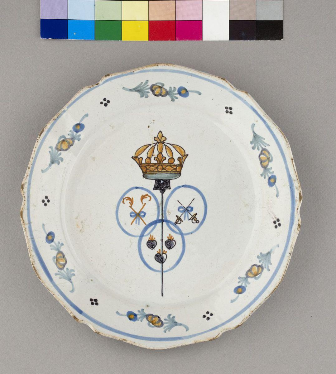 Trois ordres et monarchie Céramique