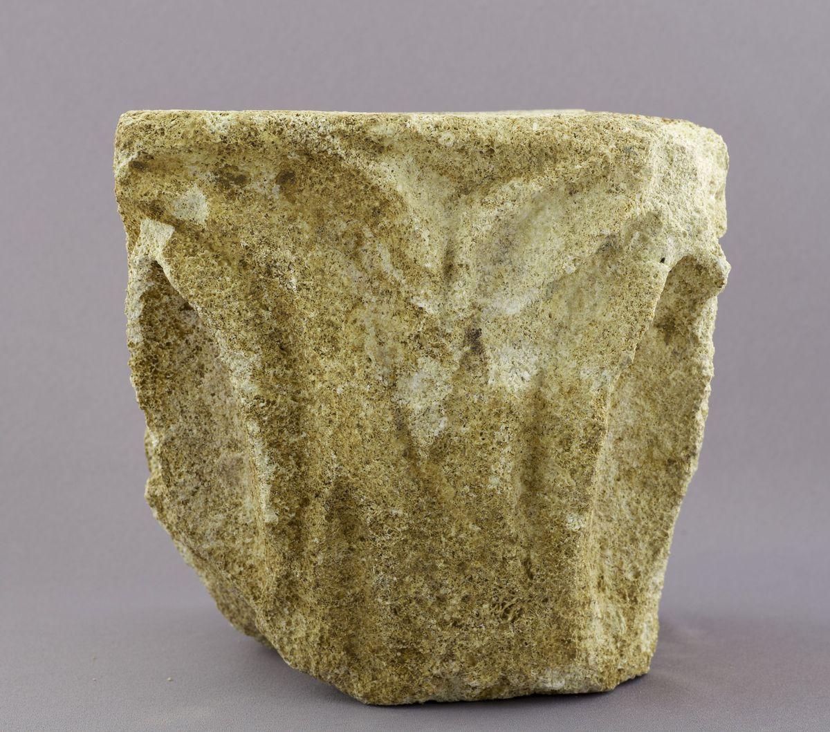 archéologie ; sculpture 11e siècle