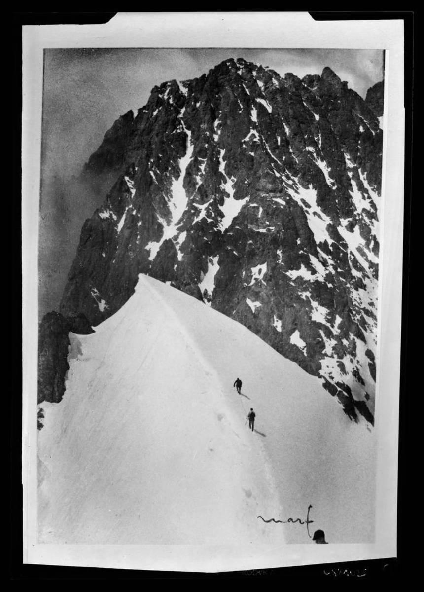 Alpinistes Photographie