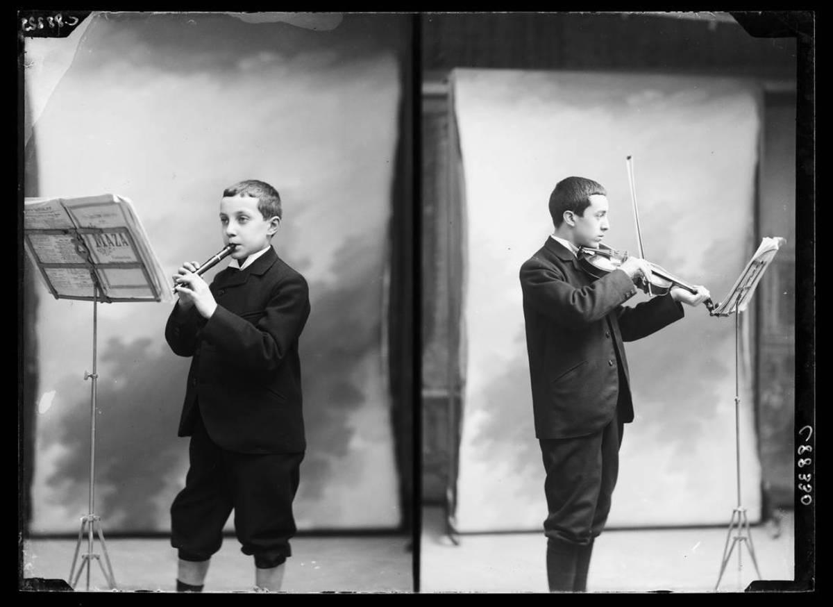 Portrait de Louis Martinotto Photographie