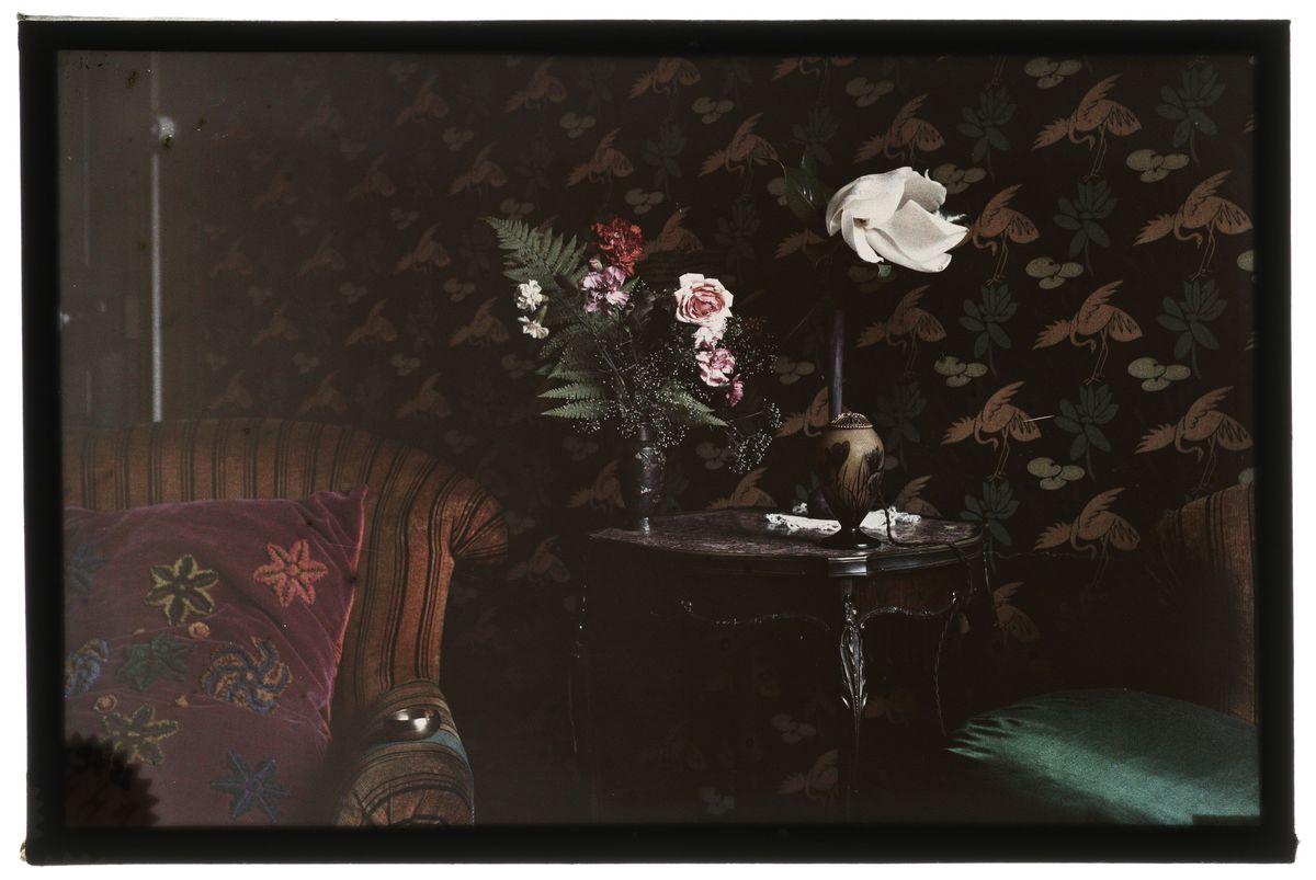 Scène d'intérieur Photographie 1er août 1926, 1926/08