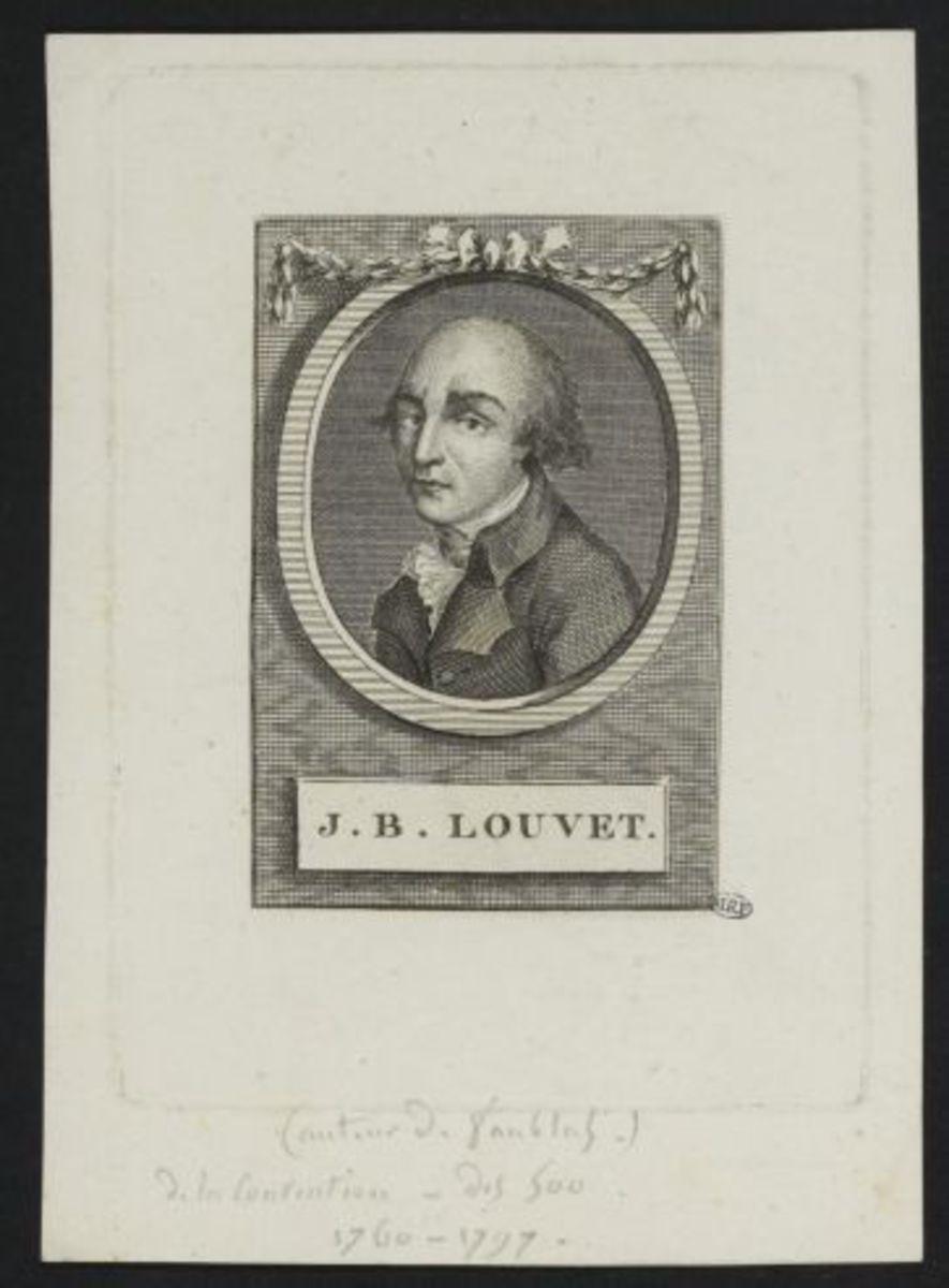 J.B.Louvet Estampe