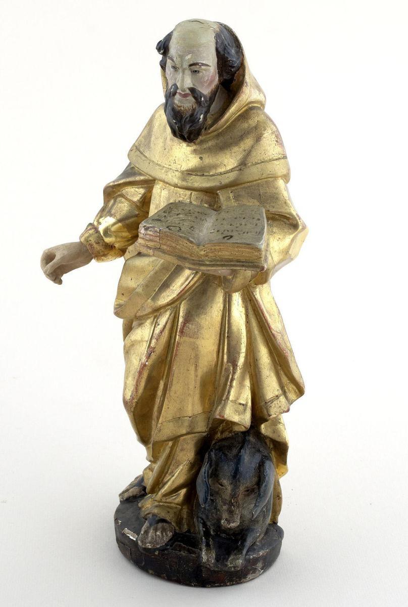 Saint Antoine sculpture