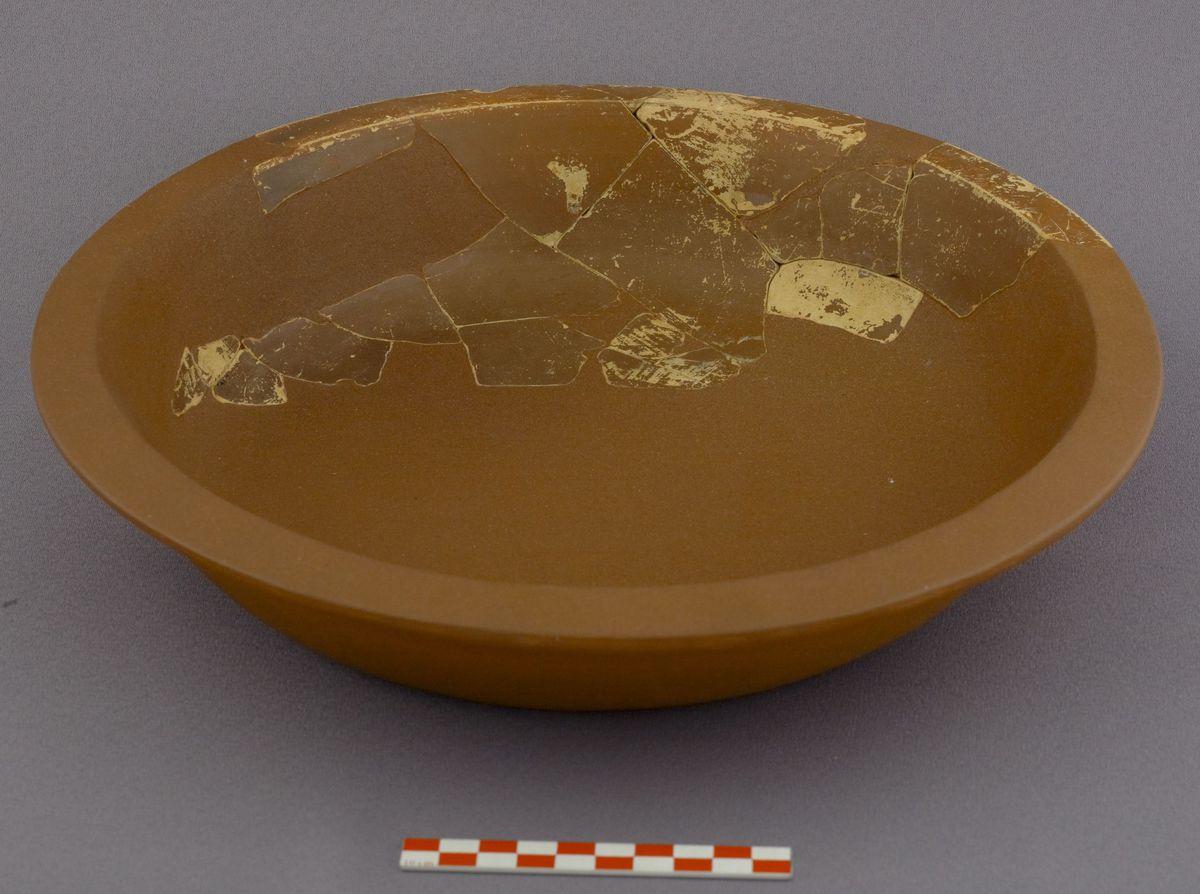 archéologie ; céramique milieu 3e-milieu 5e siècle