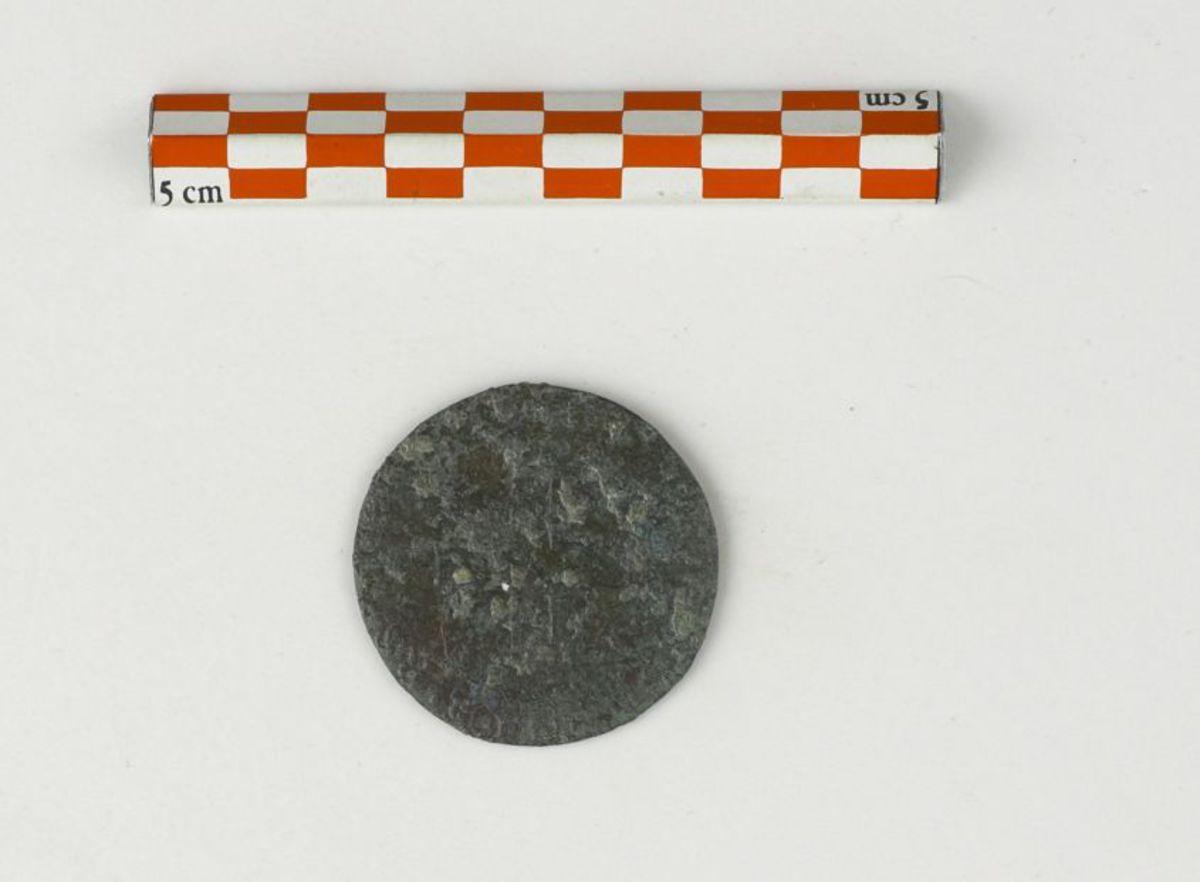 archéologie numismatique XVIIIe s. 1710