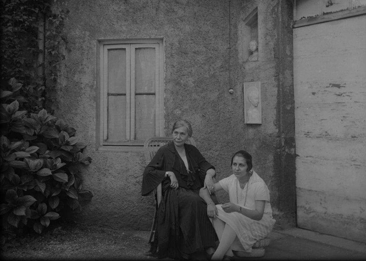 Nini et Colette Photographie