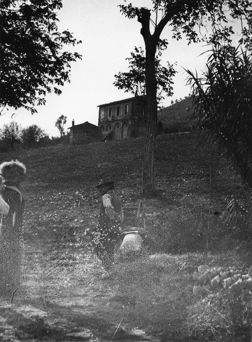 Villa Madame ; la maison du jardinier Photographie