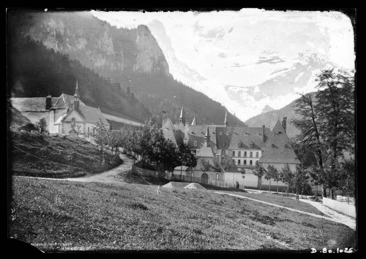 Monastère de la Grande Chartreuse Photographie
