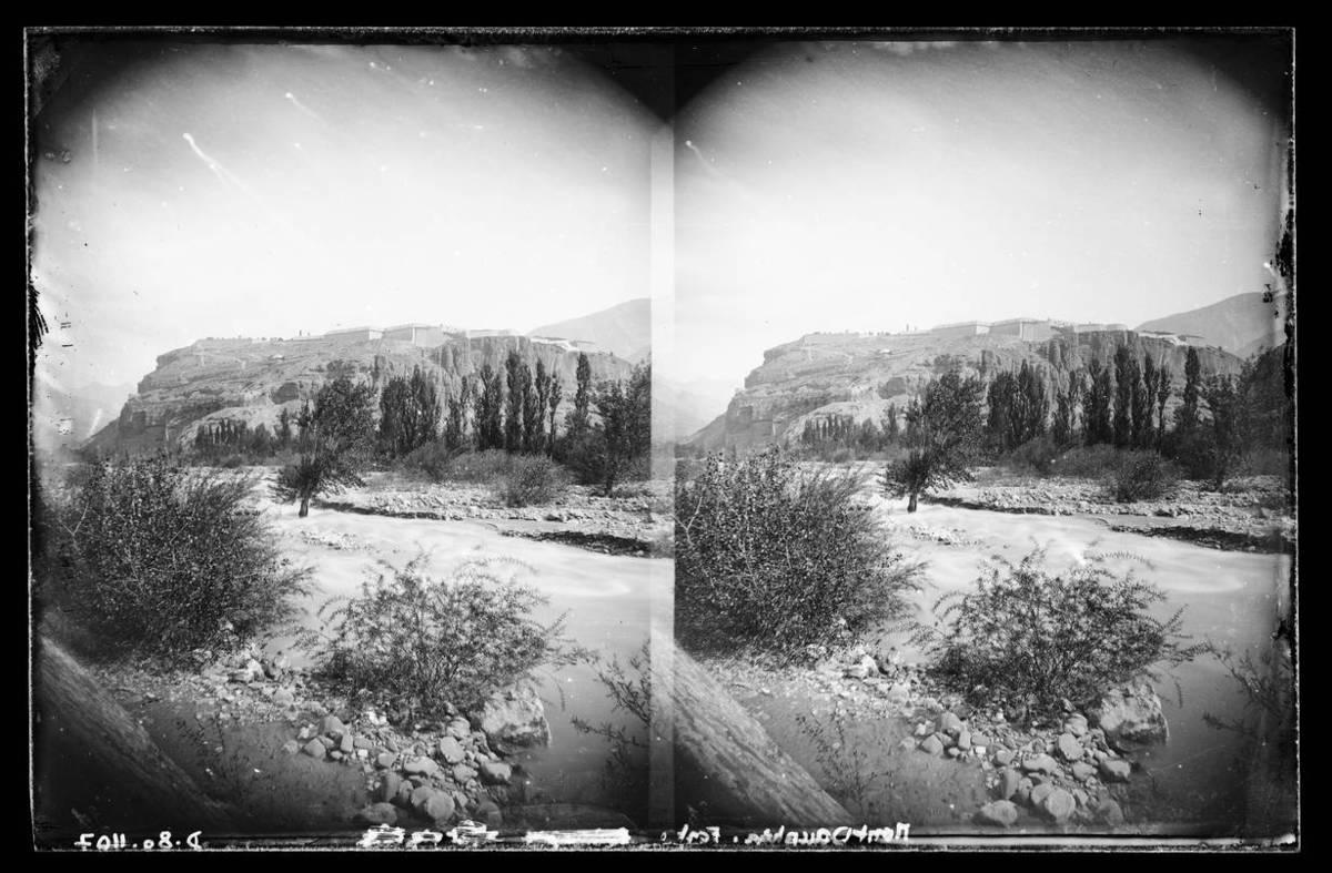 Mont Dauphin : le fort Photographie