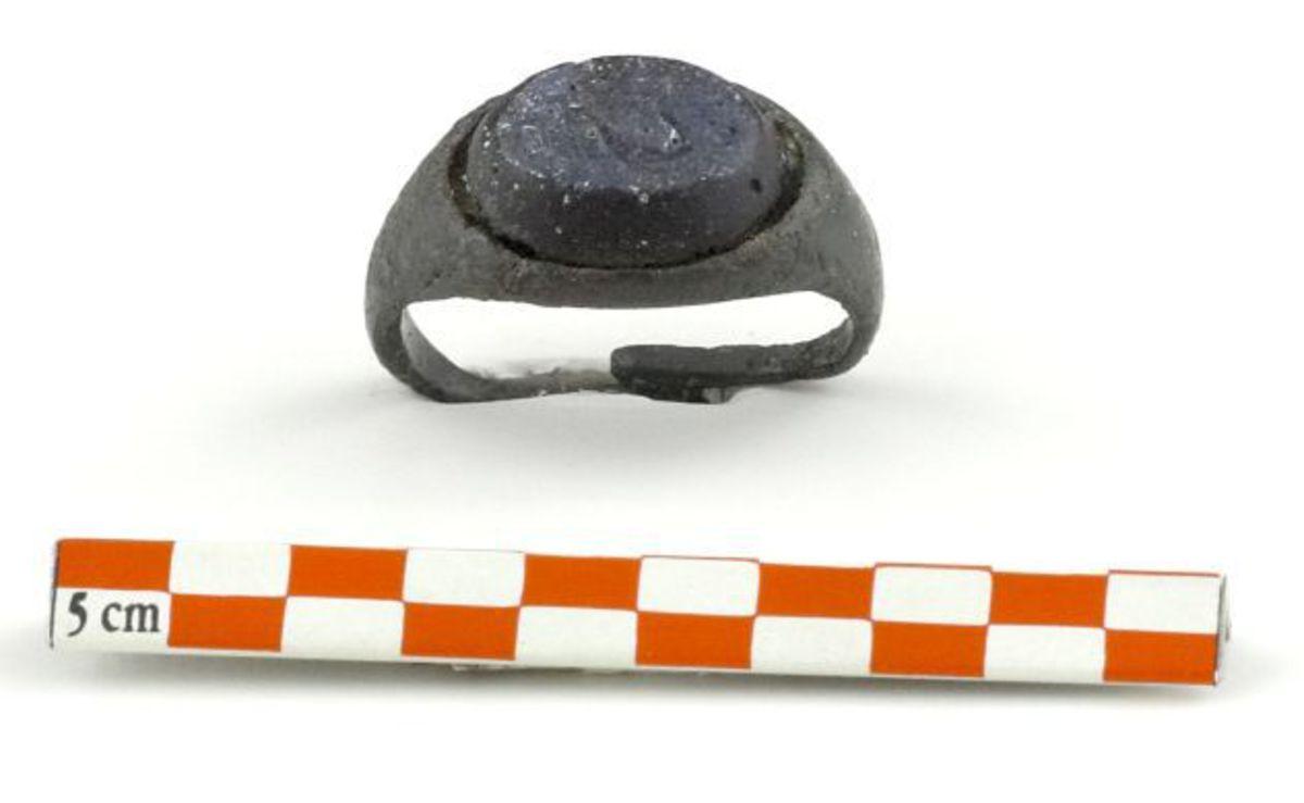 archéologie ; orfèvrerie ; glyptique gallo-romain 2e-3e siècle