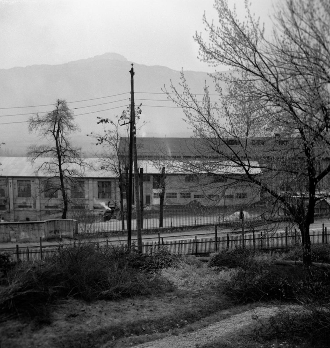Transfert du château d'Achille Photographie
