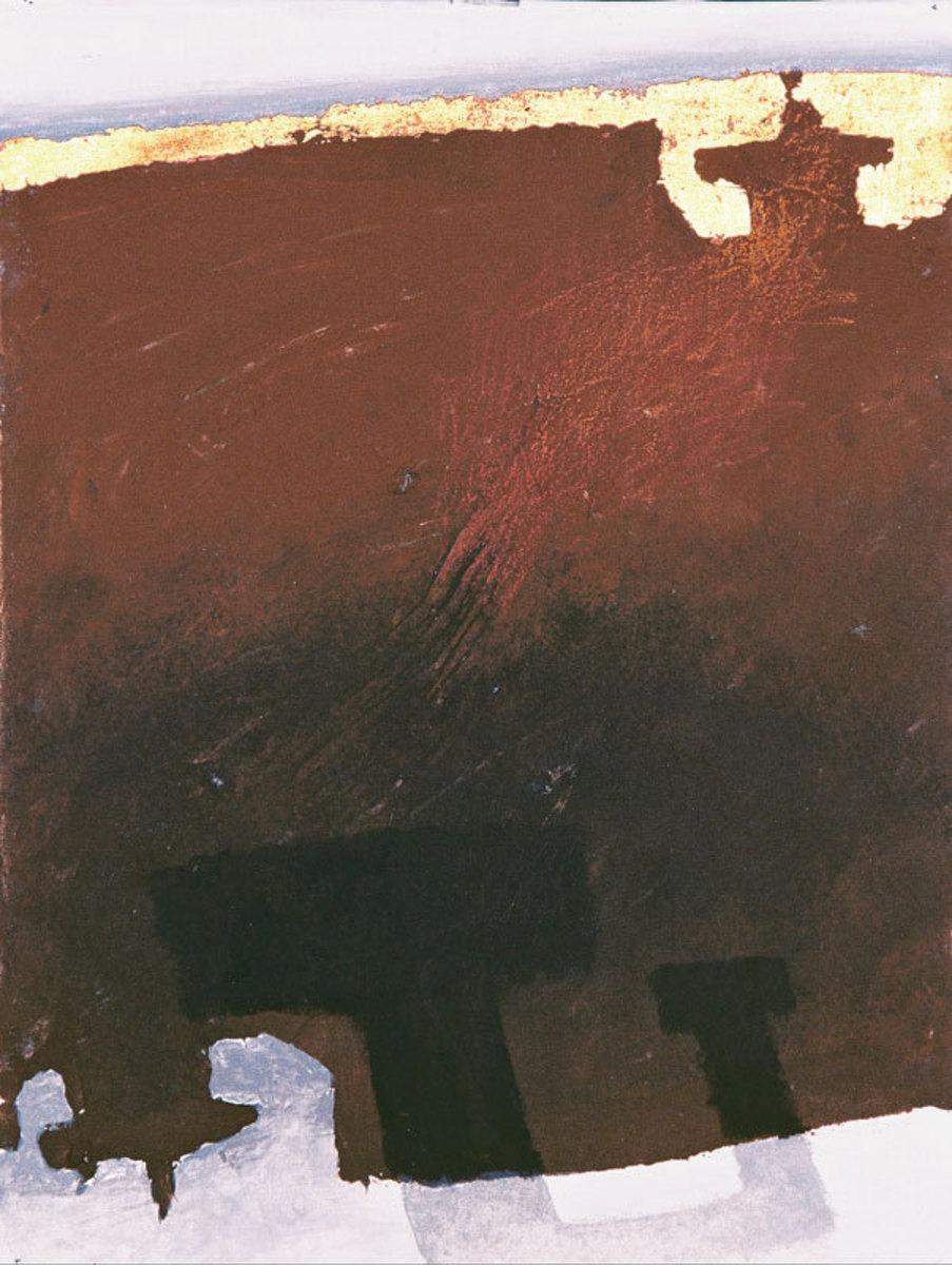 Demain, toujours demain Peinture 1985