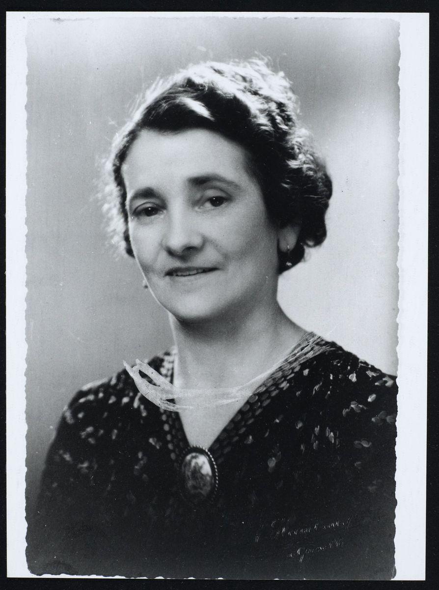Louise Collomb Photographie 1941 - 1944
