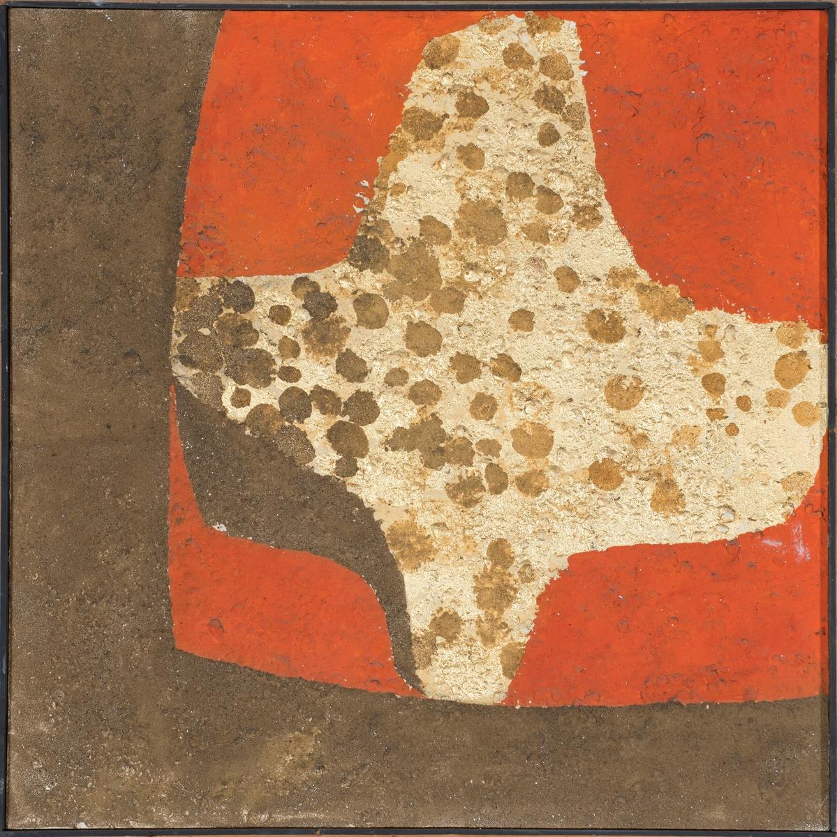 Psaume 150 Peinture 1973