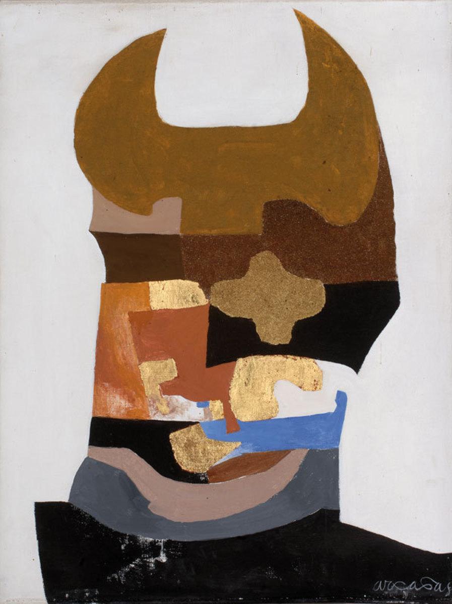 L'orgueil Peinture 1985
