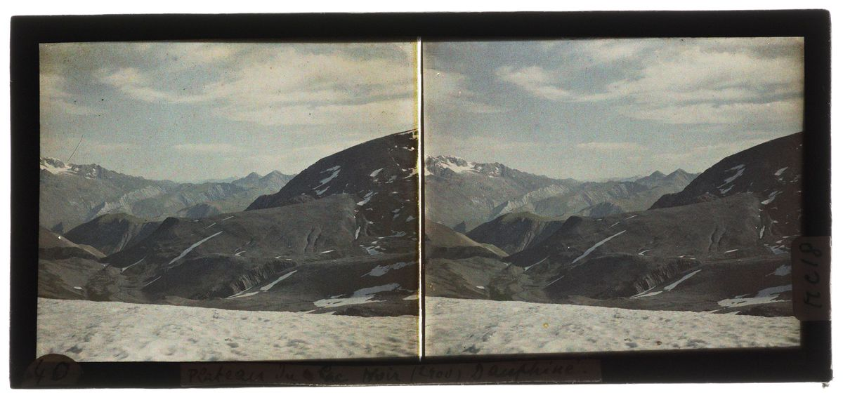 Lac Noir (plateau) Photographie