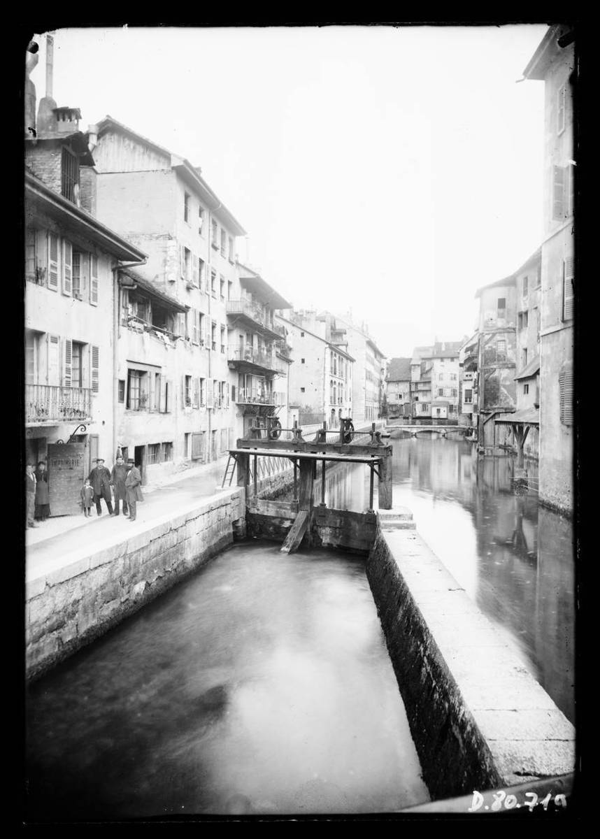 Annecy : le Thiou Photographie