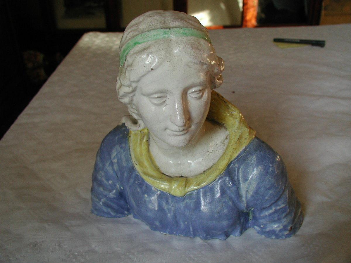 Buste de femme Sculpture