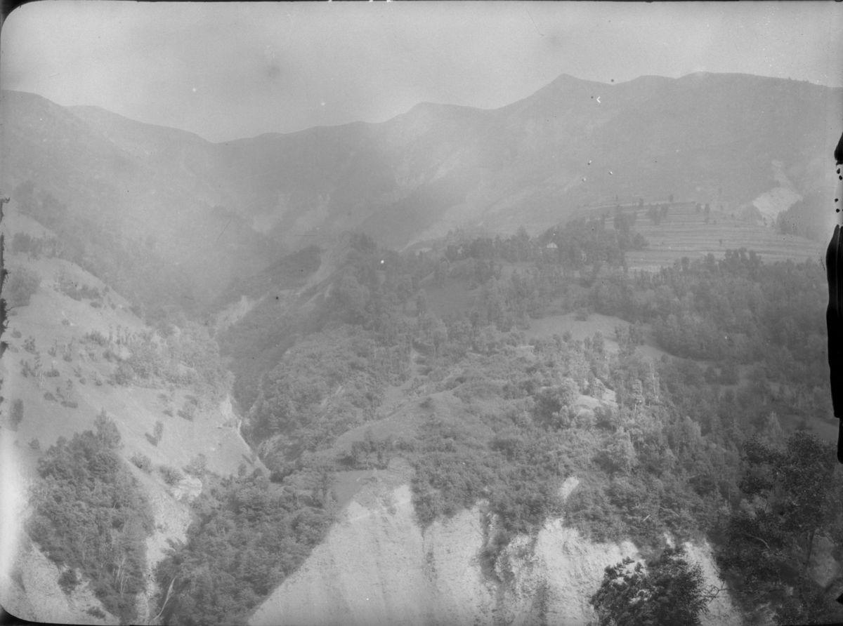 Saint Alban des Villards : le Villaret Photographie
