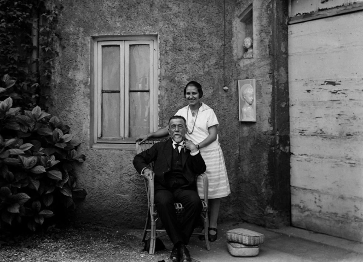 Georges et Colette Bergès Photographie