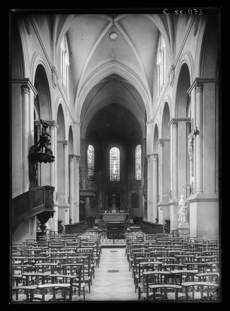 Grenoble : cathédrale Notre-Dame Photographie