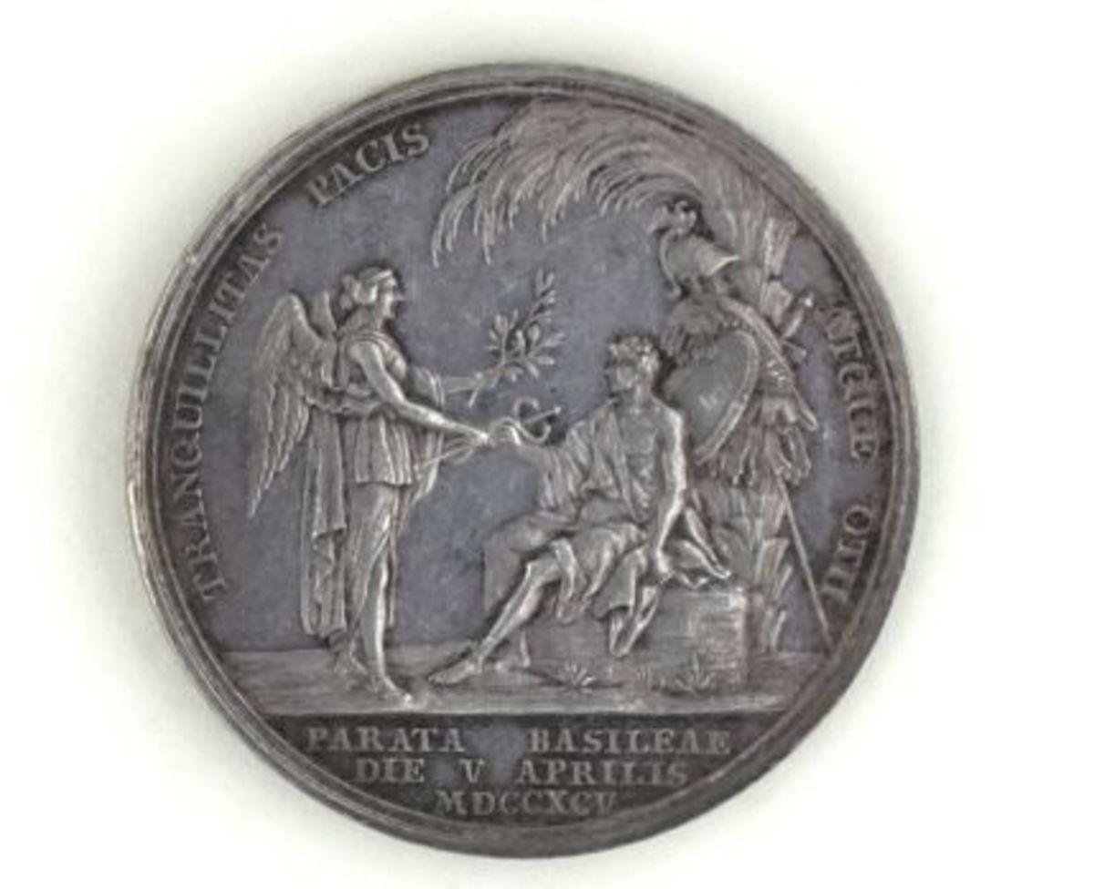 Frédéric-Gillaume II, roi de Prusse ( 1786-1797). numismatique