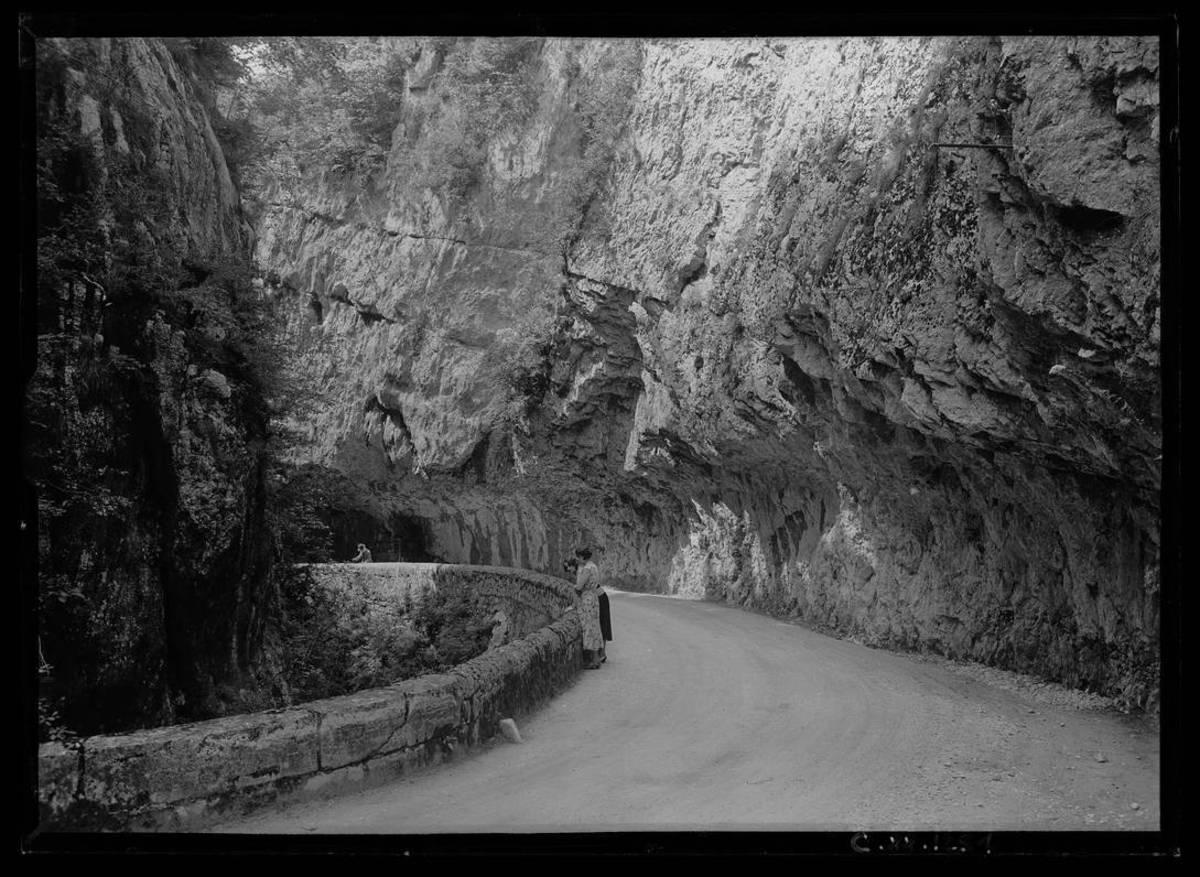 Route des Goulets Photographie